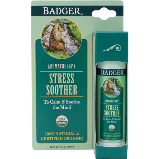 Stress Soother Aromatherapy Stick .6oz