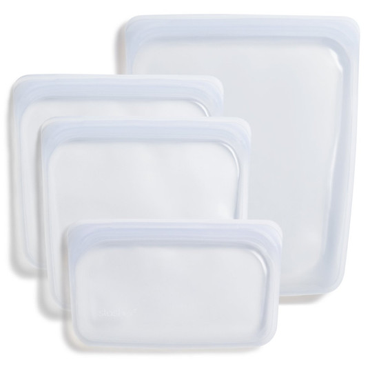 Reusable Silicone Bag Multi-pack