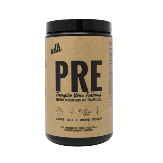 Organic-Vegan Friendly Pre-Workout
