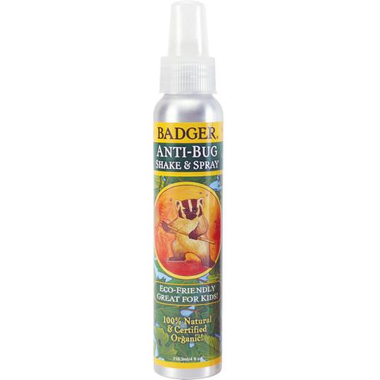Natural Anti-Bug Spray