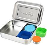 Aluminum Bento Box