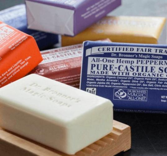 Pure-Castile Bar Soap