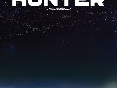 The Cover For Hunter