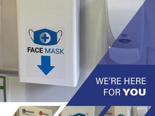 Mask Dispensers