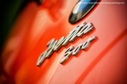BMW Isetta Tropical