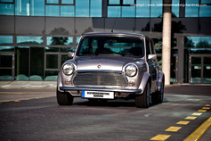 Rover Mini Cooper MPI