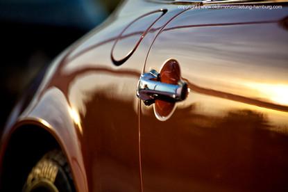 Porsche 911 Targa Ölklappe