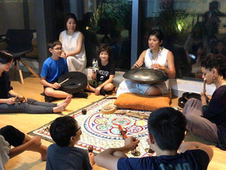 Musical Healing Workshop with Mina Lee