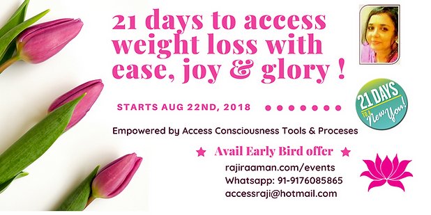 21 daysof magical weight loss with ease,