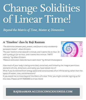 Changing Solidities of Linear Time