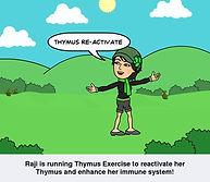 Access Consciousness  thymus exercise chennai india