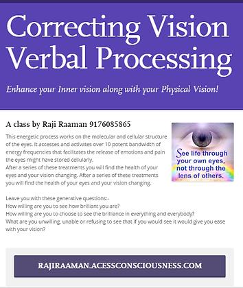 Correcting Vision!