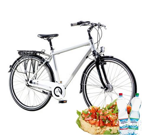Fahrradverleih Dresden Tourenrad Herren
