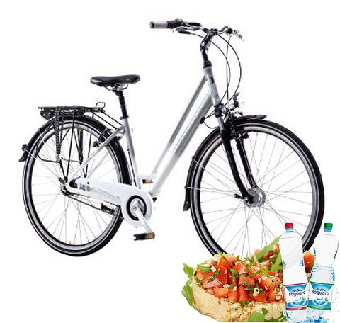 Fahrradverleih Dresden Tourenrad Damen