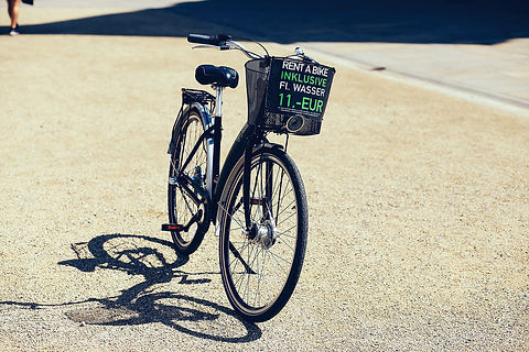 Greenbike Cityfahrrad