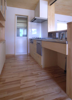 造り付キッチン