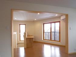2階サンルーム