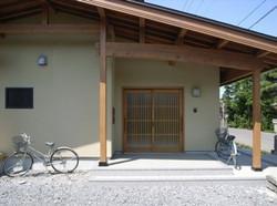 大茂内の家