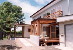 三の丸の家