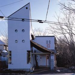 狐台の家+アトリエ105