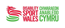 Disability-Sport-Wales-logo white backgr