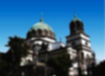日本の正教会の総本山、神田御茶ノ水に建つ東京復活大聖堂(ニコライ堂)