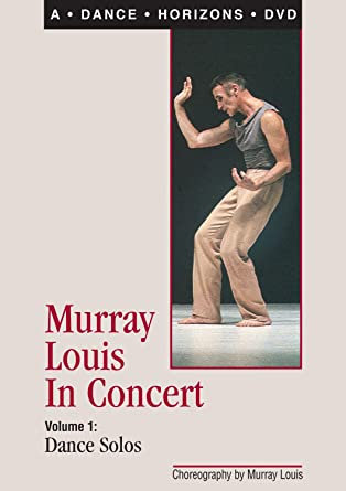 Murray Louis in Concert