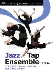 Jazz Tap Ensemble USA DVD