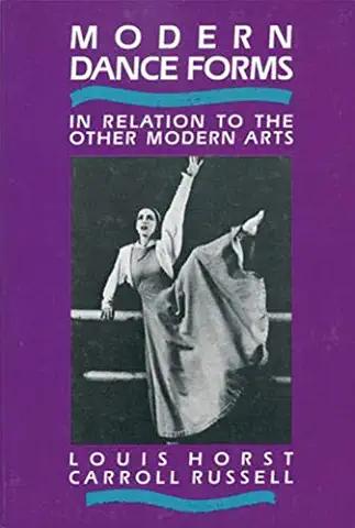 Modern Dance Forms