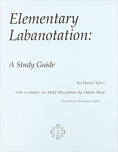 Elementary Labanotation: A Study Guide