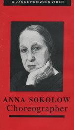Anna Sokolow, Choreographer
