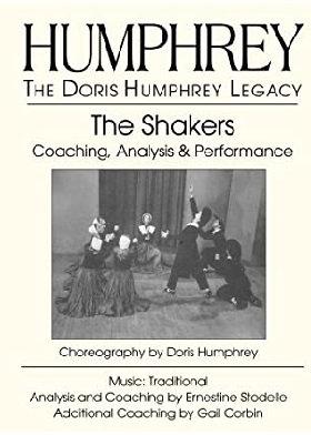 Doris Humphrey Legacy: The Shakers DVD