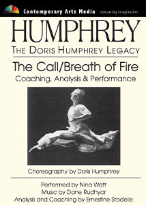 The Doris Humphrey Legacy: The Call/Breath of Fire DVD