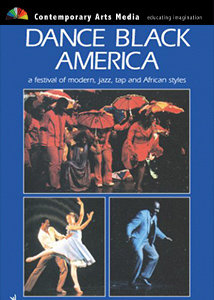 Dance Black America DVD