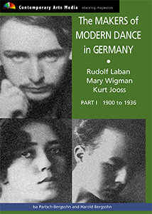 Makers of Modern Dance in Germany, The DVD