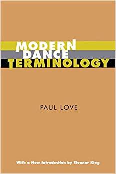 Modern Dance Terminology