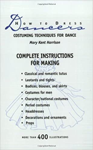 How To Dress Dancers