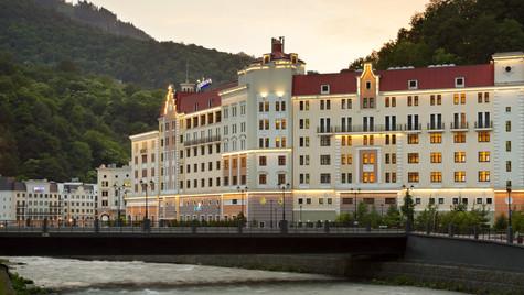 Radisson Rosa Khutor Hotel, Sochi