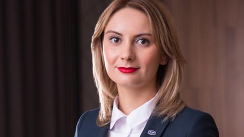 Maria Temerova | Hampton by Hilton, Astana