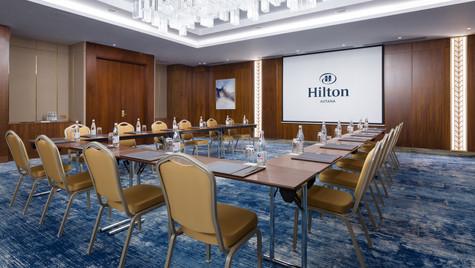 Hilton, Astana