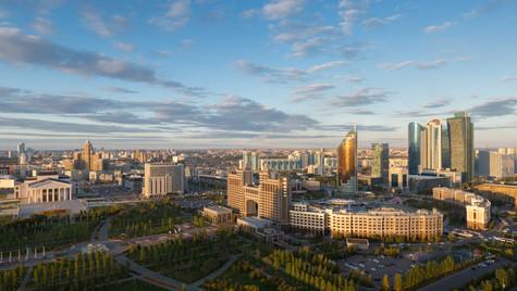 Marriott Astana, Фотосъемка отеля