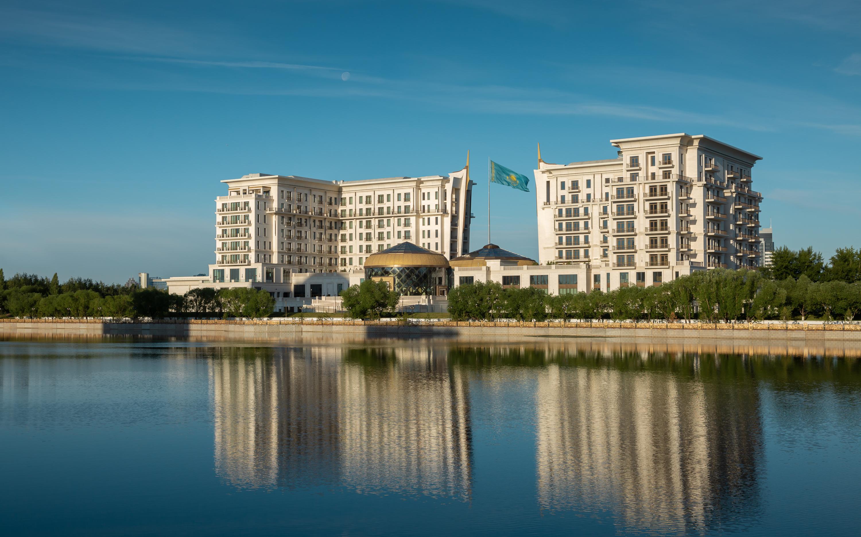 Фотосессия отеля St. Regis, Astana