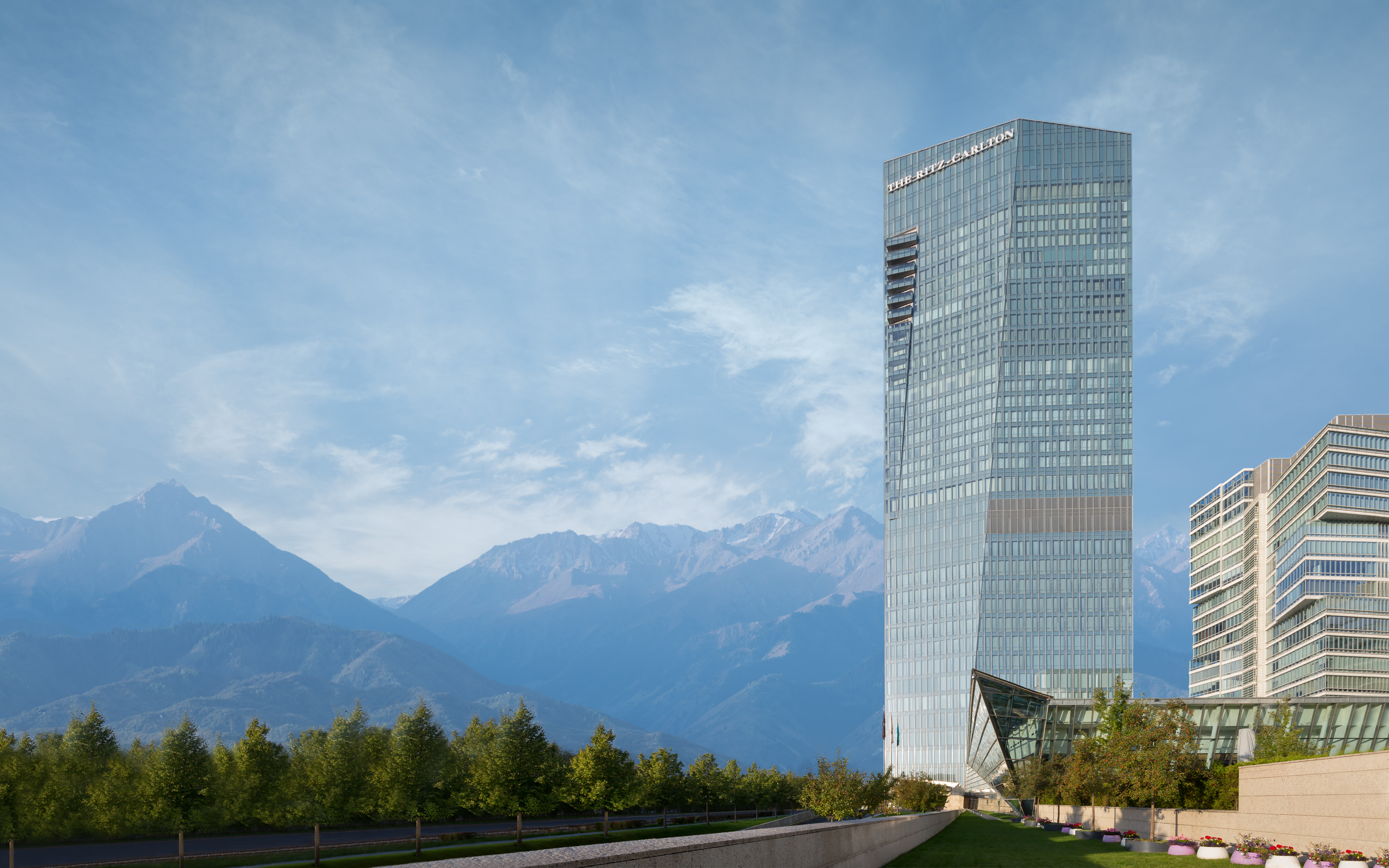 The Ritz-Carlton, Almaty Фотограф отеля