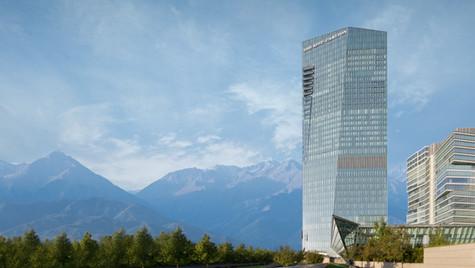 The Ritz-Carlton, Almaty, Фотосессия отеля