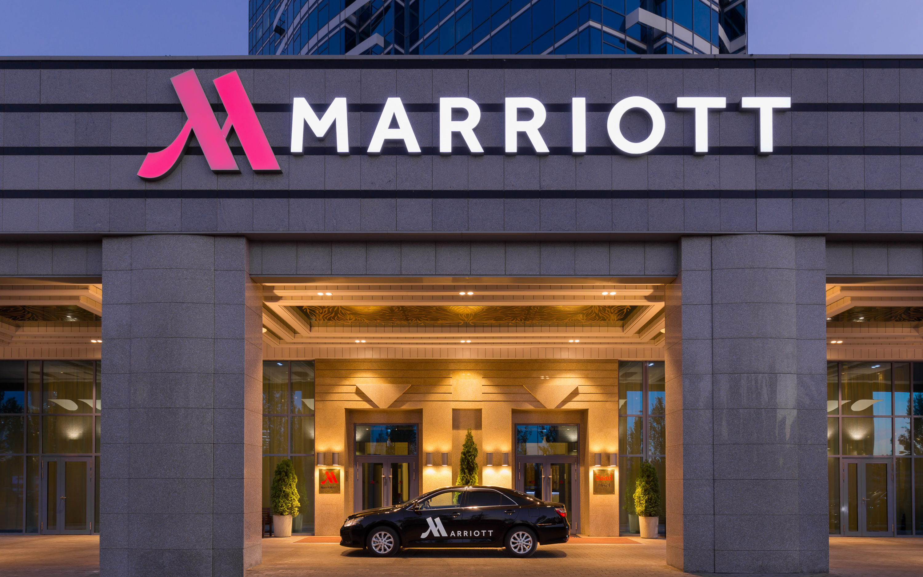 Marriott, Astana
