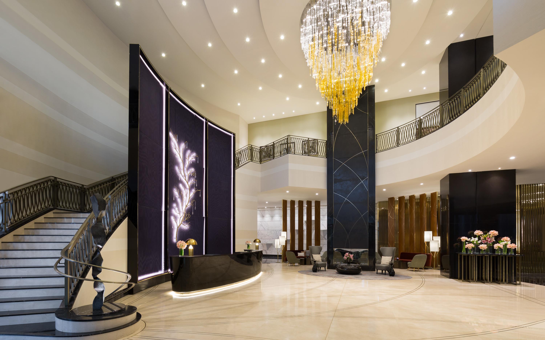 Фотосессия интерьеров The Ritz-Carlton, Astana