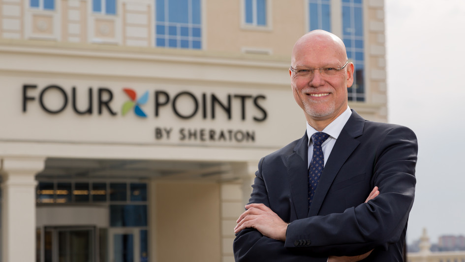 Marco Fien | Four Points by Sheraton, Saransk