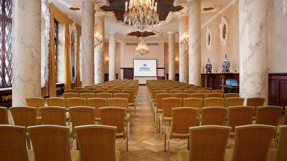 Hilton Leningradskaya, Moscow