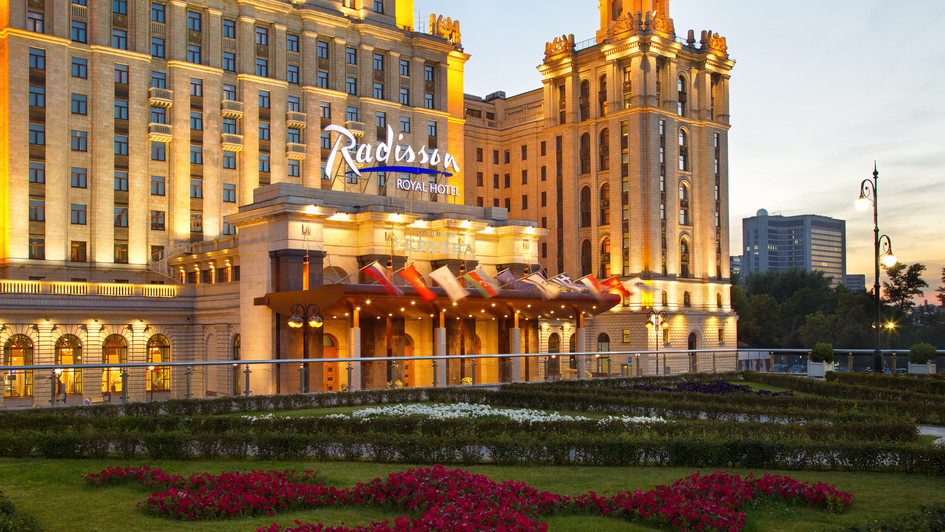 Radisson Royal, Moscow