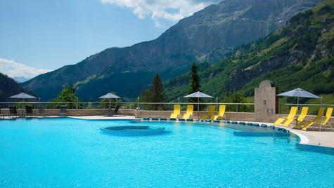Thermal Hotel & Alpentherme, Leukerbad